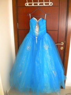 جديد للبيع: فستان خطوبة مستعمل لمرة واحدة فقط في عام 2013