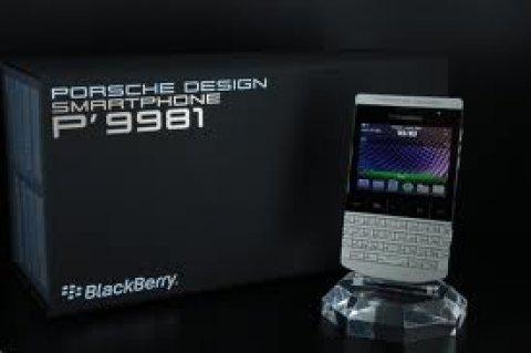 Blackberry Porsche P\'9981 / Blackberry Q10 (Axiom Warranty