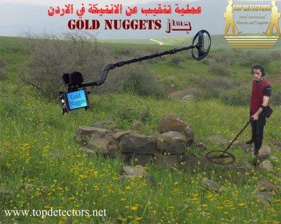 ماكينة كشف الذهب