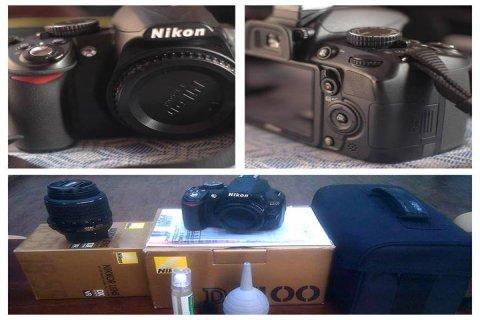 Camera Nikon D3100 | كاميرا نيكون D3100