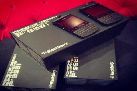 WTS:-Blackberry Porsche design p9981(BBM CHAT 25F7FA0C )