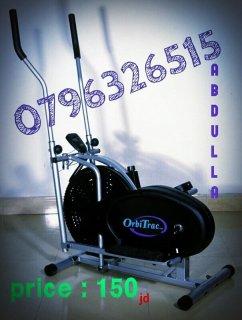 جهاز اوربت .. دراجة رياضية وكروس