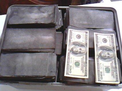 تنظيف العملات تشويه والخاص (أسود، عملات ورقية الأبيض أو الأخضر)