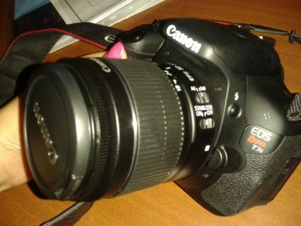 canon    T3i  \\  600D
