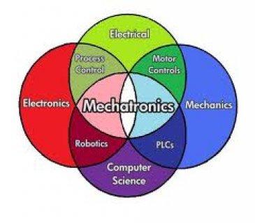 متخصص في مواد الهندسة الميكاترونيكس على استعداد لاعطاء CONTROL +