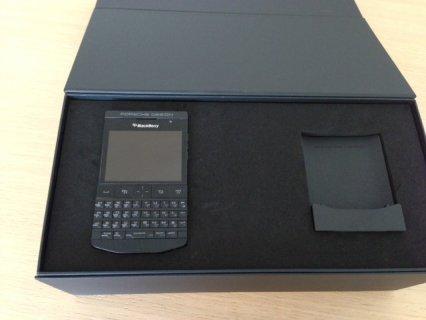 FS :// Blackberry Porsche design P\'9981 Black , Gold and Silver