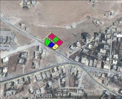 قطع اراضي مميزة للبيع في اجمل مناطق جريبا