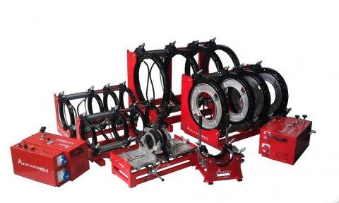 آلات  لحام الانابيب  البولي اتيلين( مواسير)  1600mm_40mm