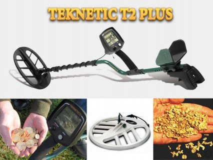احدث اجهزة كشف الذهب بالنظام الصوتي الاقوى عالميا - TEKNETIC T2