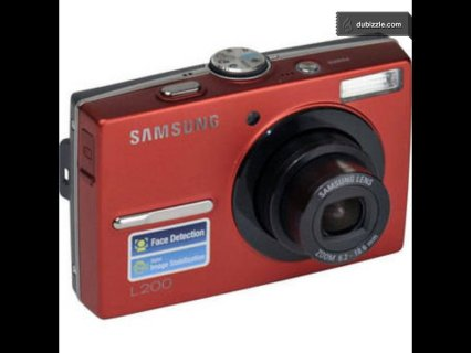 Samsung L200 Digital Camera