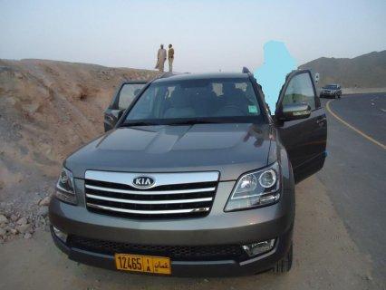 كيا موهافي 2009 من الحره, بدون جمرك