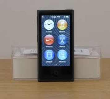 ipod nano 16GB لون اسود