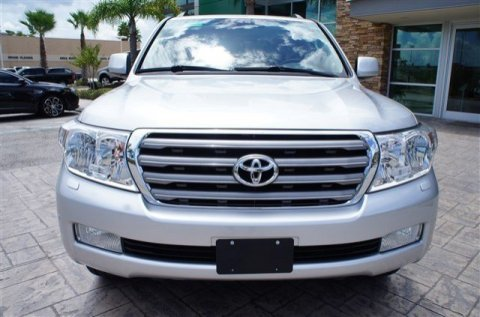 2011,TOYOTA LAND CRUISER V8