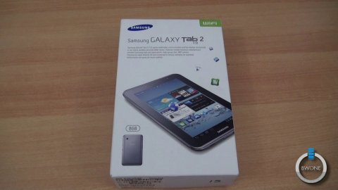 new samsung galaxy tab 2 7.0 with cover