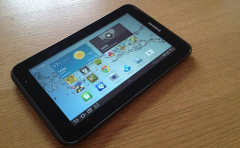صور new samsung galaxy tab 2 7.0 with cover 2