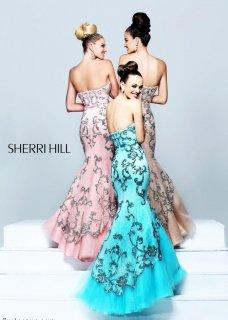 Sherri Hill 21058 Dress فستان سهرة او خطبة