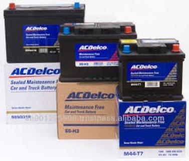 بيع بطاريات acdelco لجميع السيارات والشاحنات باسعار خيالية وتحدي