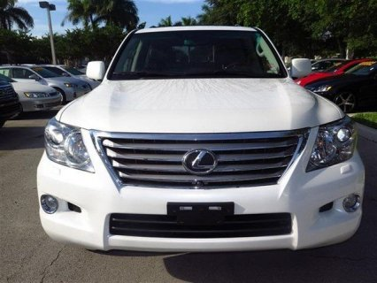 صور LEXUS LX 570 2011, FULLY AUTOMATIC 1