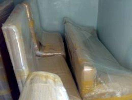 المتطور لخدمات نقل الاثاث داخل وخارج عمان بأيدي مدربه
