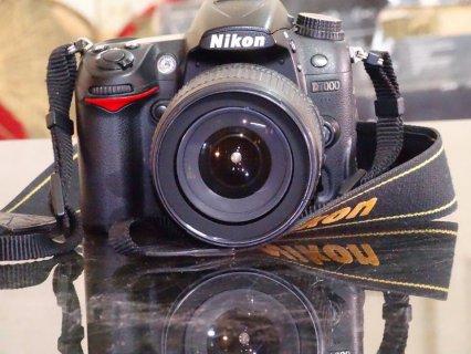Nikon D7000 lens 18-105mm
