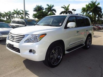 صور LEXUS LX 570 2011, FULL OPTION 1
