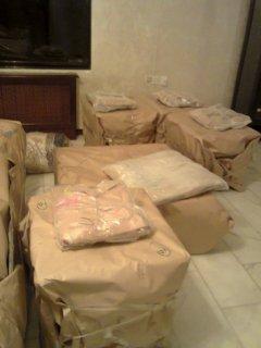 انوار عمان لخدمات نقل اثاث
