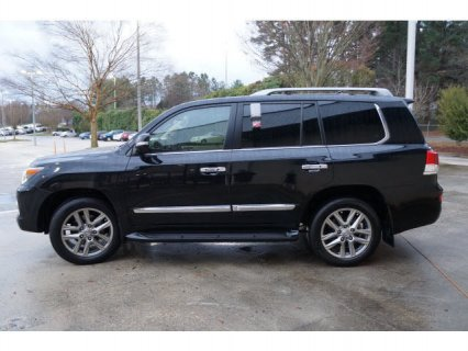 صور $USED 2013 LEXUS LX 570, GCC-SPEC 3