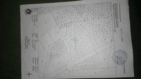 قطعة ارض للبيع (محافظة الزرقاء )