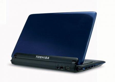 لابتوب toshiba i5 64 bit  + كرت شاشة خارجي بسعر مغري