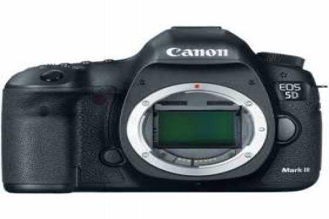 للبيع canon 5d mark iii