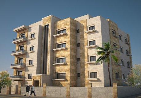 شقة مميزة للبيع مع رووف بالسابع خلف مدارس الفرانسيسكان