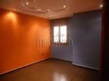 شقة للبيع في تلاع العلي طابق اول +ثاني  مساحة 205 متر