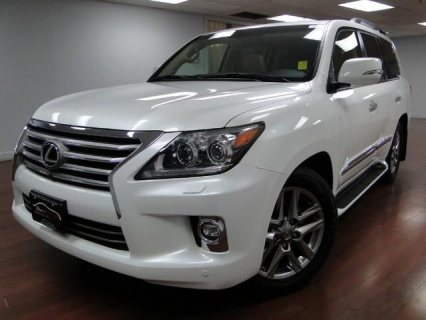 For Sale : 2014 Lexus LX 570 Full Option