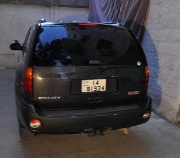 سيارة جمس انفوي موديل 2007