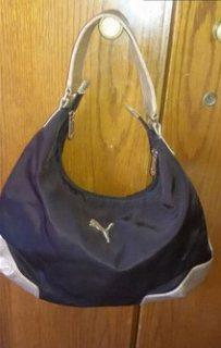 حقيبة نسائية ماركة puma