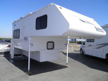 lance truck camper 2008