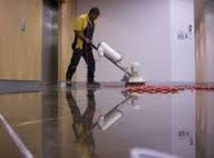 التنظيف التأسيسي ما بعد الدهان للشقق والشركات