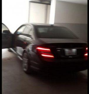 سيارة مرسيدس  موديل 2012 للبيع
