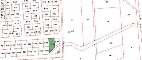 ارض للبيع بسعر مغري من المالك تنظيم سكني