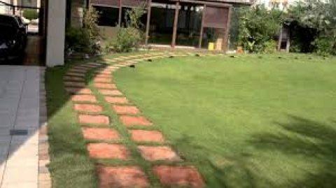 انشاء الحدائق و تصميمها