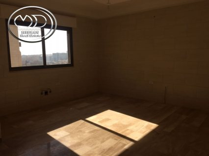 شقة للبيع فارغة في الرابيه - خلف الاتصالات - 120م / تسوية  جديدة