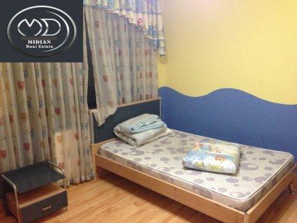 شقة للايجار مفروشه في الهوليدي ان - الطابق الازل - 250م