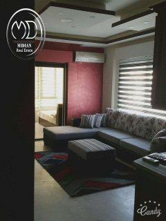 شقة استثمارية للبيع في السابع مقسمة الى 4 ستديو مفروش 170م خلف