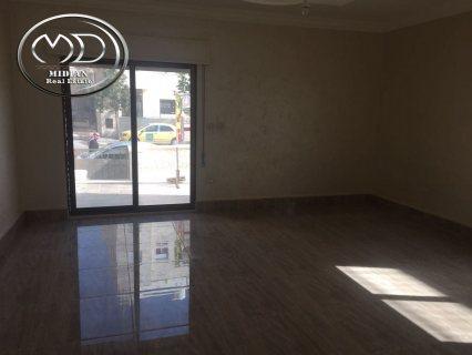 شقة للبيع في الجندويل - قرب ادارة السير - أرضية - 125م