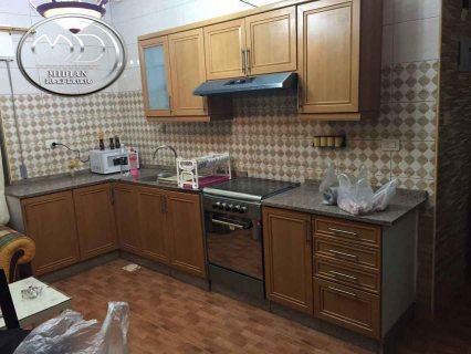 شقة للايجار مفروشة - في الجندويل - الطابق الاول - 85م