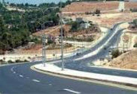 خمس دونمات السلط ام زيتونة اطلالة ع الغرب و جبال فلسطين