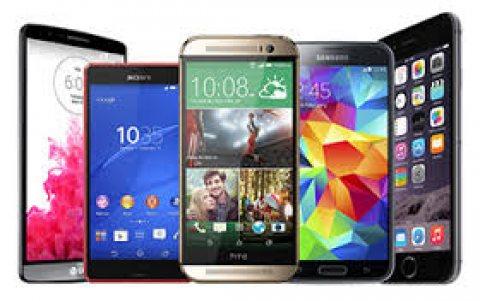 جميع انواع الهواتف الجديدة للبيع بالتقسيط