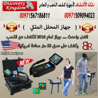 For sale 3D metal detector /  Royal Analyzer