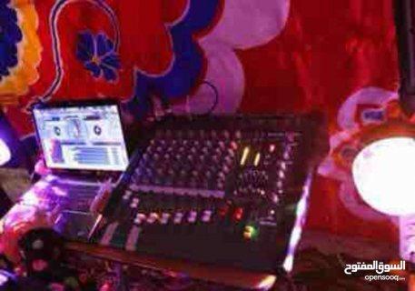 ديجي للحفلات وتصوير المناسبات 0797763745