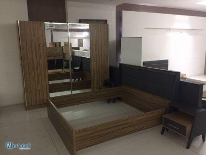 غرف نوم وغرف سفرة وطاولات تلفزيون تركية مودرن للبيع . عمان   42645